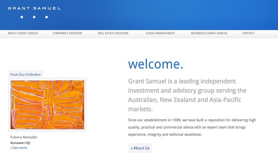 Grant Samuel
